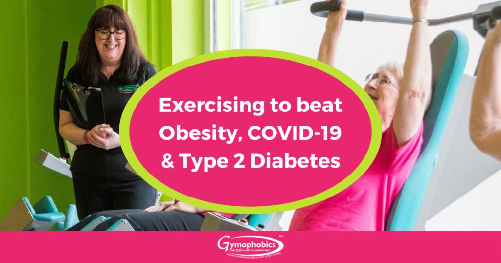 Exercising to beat Obesity, COVID-19 and Type 2 Diabetes
